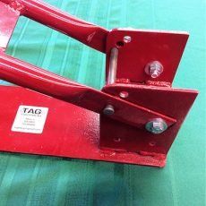 TAG Equipment Wheel Hoe - Adjustable Handle