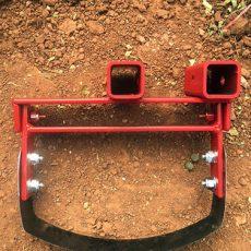 TAG Equipment Wheel Hoe 7-Inch Stirrup Blade