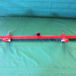 tool bar with 2 adaptors